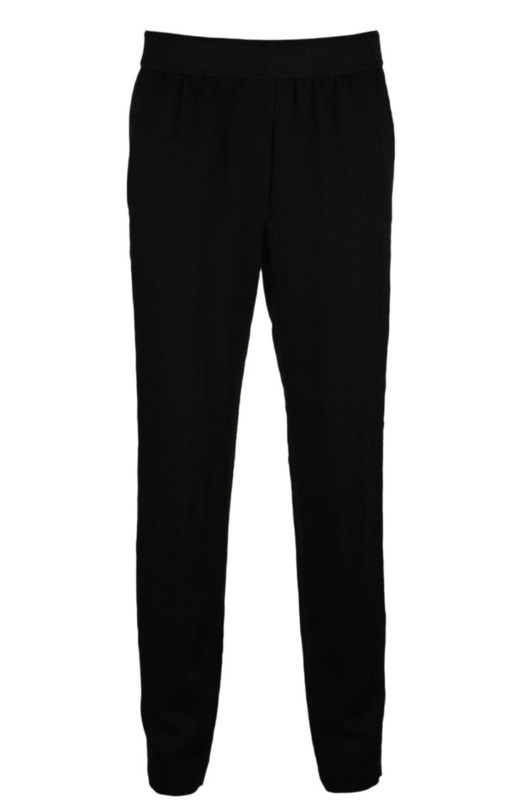 Pantaloni Massimo Dutti Uma Black | Kurtmann.ro