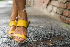 De leukste schoenen om te dragen op een regenachtige dag