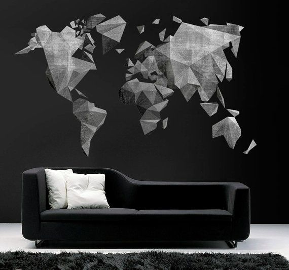 212 best home wall stickers images on pinterest wall clings wall stickers and wall decals. Black Bedroom Furniture Sets. Home Design Ideas