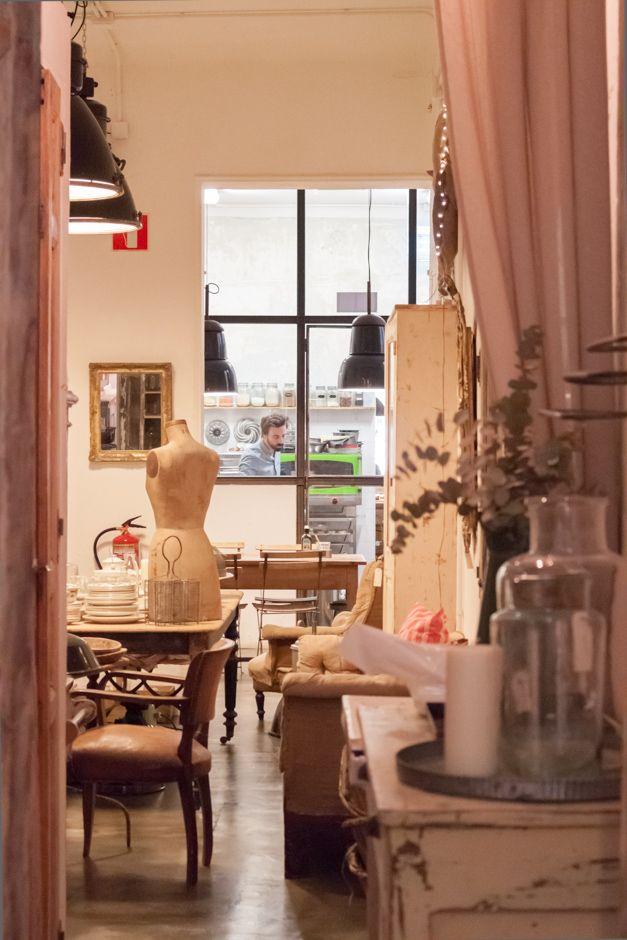 #madrid #madridyyo #lugaresunicos #uniqueplaces #cafe #vintage #ecofriendly