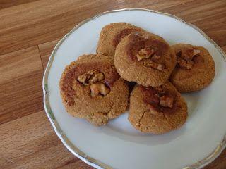 Zdravě jíst: 45/52: Batátové sušenky