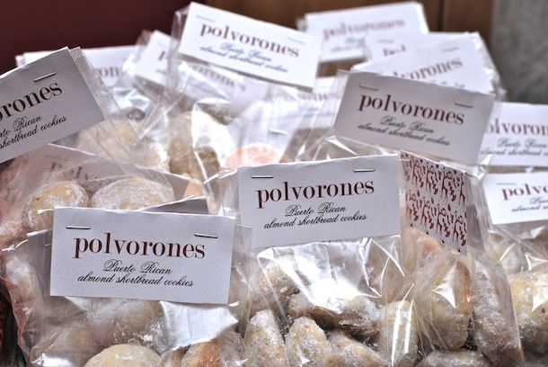 Always Order Dessert: Polvorones -- Food Blog and Recipes