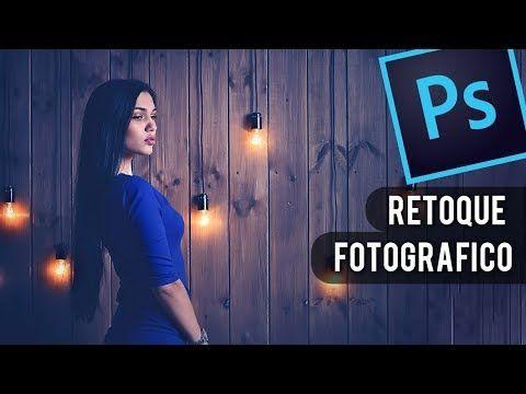 EFECTOS PARA FOTOS | COMO EDITAR FOTOS EN PHOTOSHOP - YouTube