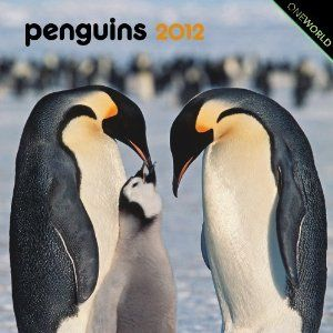 Penguins 2012 7X7 Mini Wall Calendar by BrownTrout Publishers Inc. $9.95. Publisher: BrownTrout Publishers; Min edition (August 15, 2011). Publication: August 15, 2011