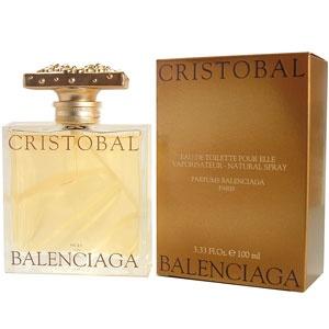 Cristobal perfume by Balenciaga for women