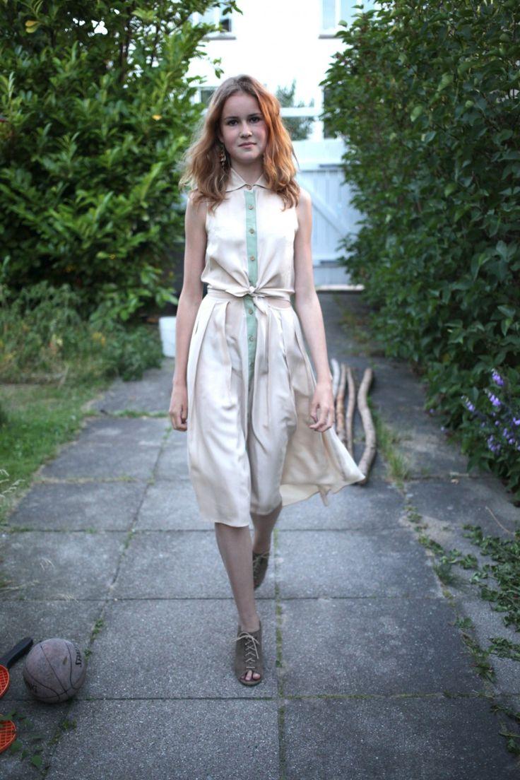 Samantha Pleet Scout Dress