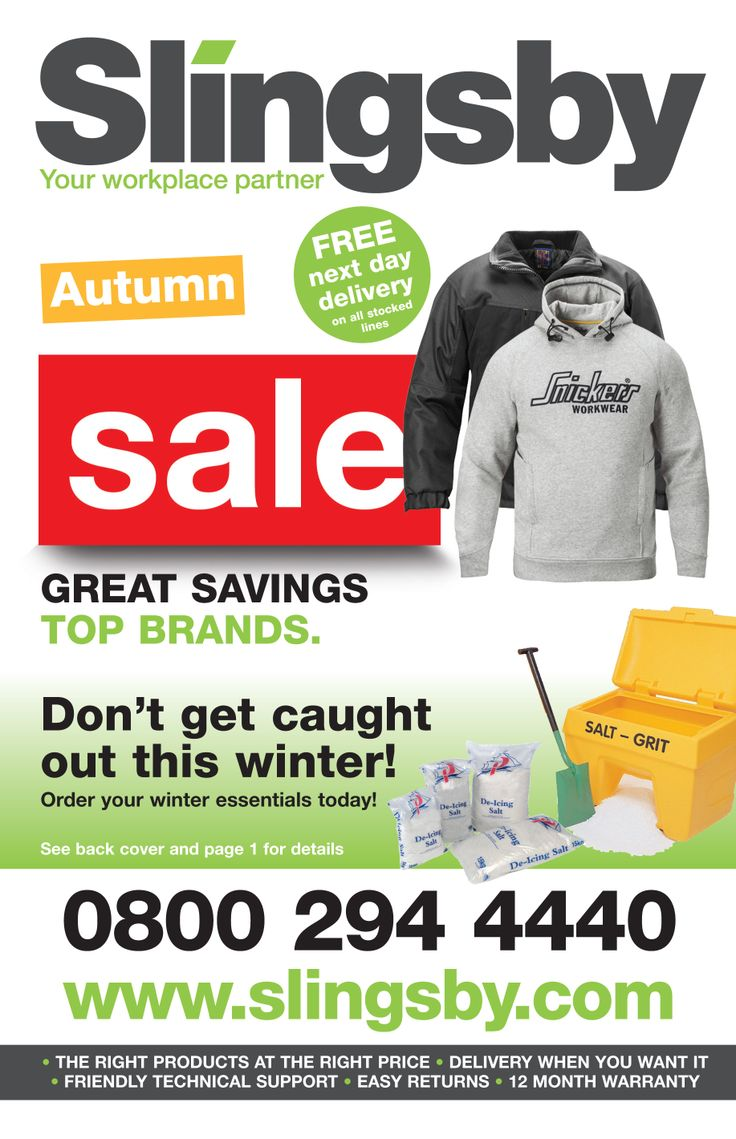 Slingsby Autumn Sale Catalogue 2010