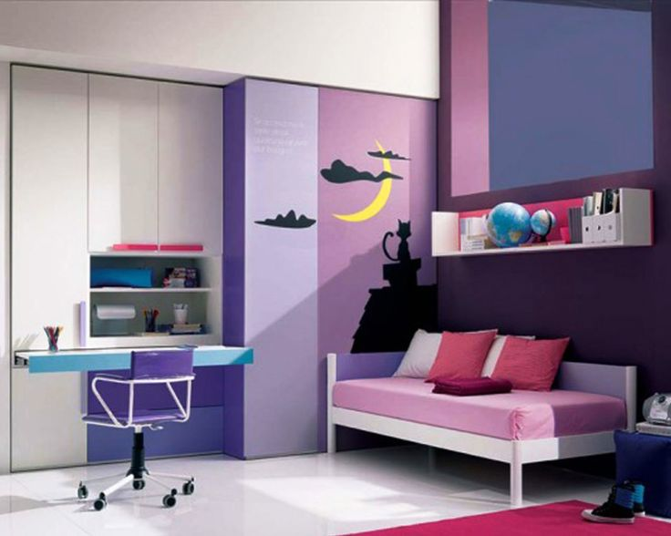 194 best images about Teen Girl Room Ideas on Pinterest