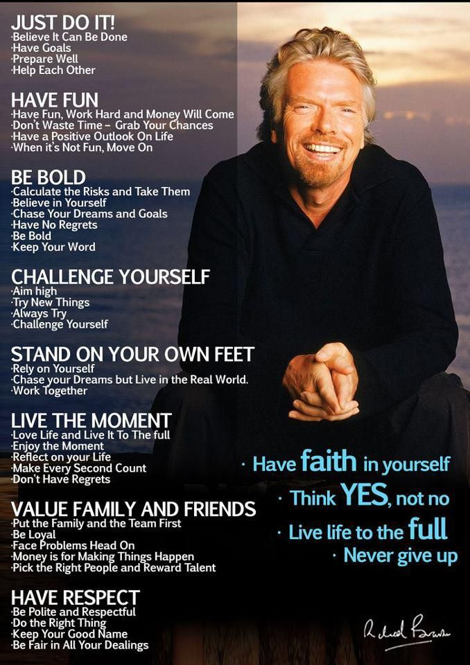 #motivational quotes from Richard Branson | Success Tips ...
