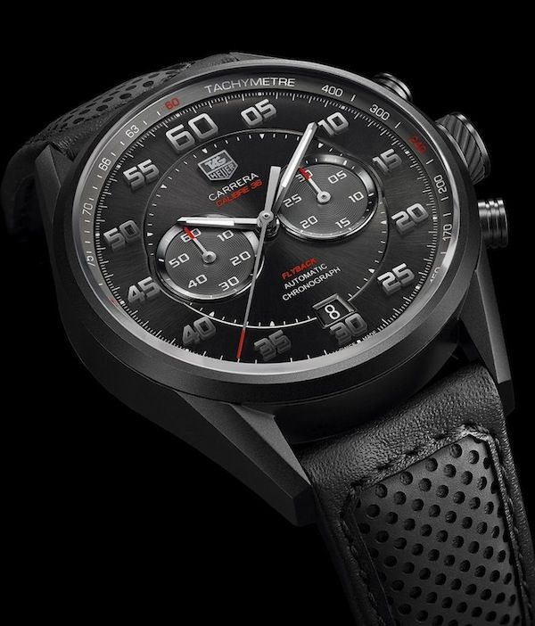 Baselworld 2013: TAG Heuer Carrera Caliber 36 Flyback Chronographs