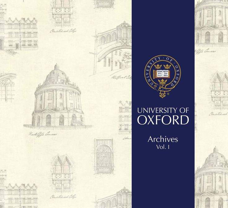 We are proud to present the Archives collection of wallpaper designs, created in collaboration with the University of Oxford. Oxford is the oldest University in the English-speaking world, with over eight centuries of history and tradition, and a global reputation for academic excellence.
