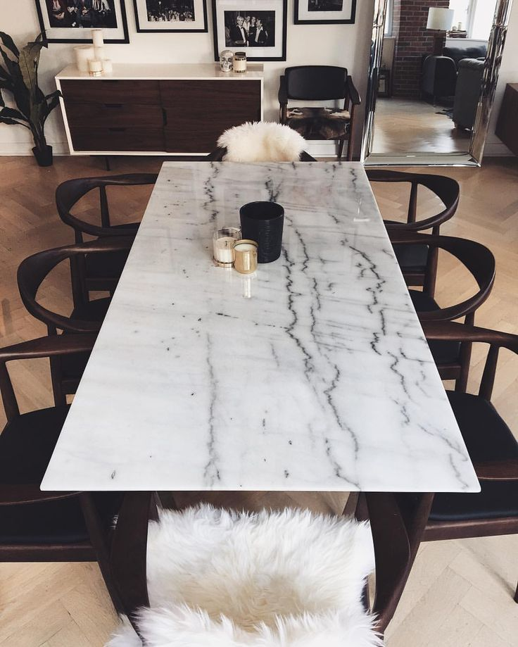 Modern Furniture Dining Table best 20+ mid century dining table ideas on pinterest | mid century