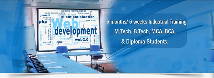 We offer the 6 months industrial training  in PHP, Java, SEO, Online Marketing, Android, Web Designing, . NET, Mobile application and software testing etc. Come and Join our institute today!