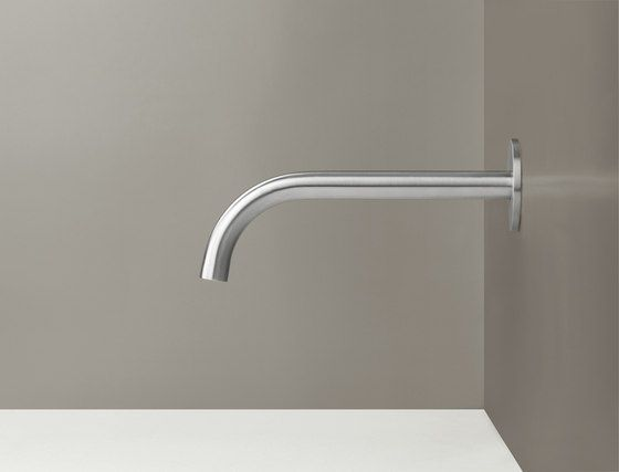 PB10 | Wall mounted spout by COCOON | Wash-basin taps