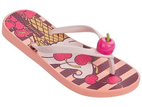 Ipanema Kids' Sweets Flip Flop - Razor Reef