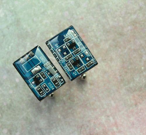 IT manžetové knoflíčky /blue/