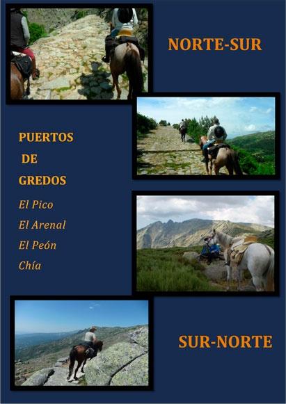Ruta de 2 días. Dificultad alta. Desde el 15 de Abril hasta el 15 de Octubre. Si quieres tener un primer contacto con la Sierra de Gredos, ésta es tu ruta.