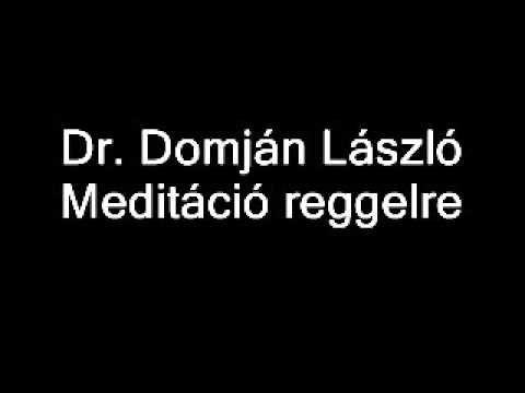 Domján László zenés meditáció reggelre