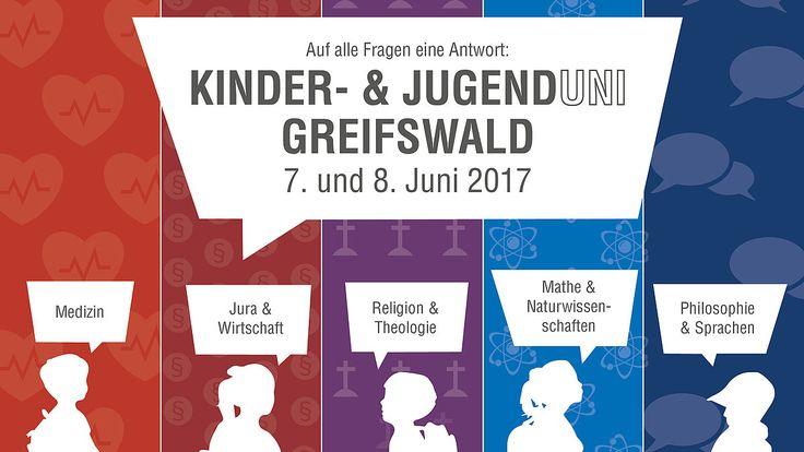 Kinder- und Jugenduni - Universität Greifswald