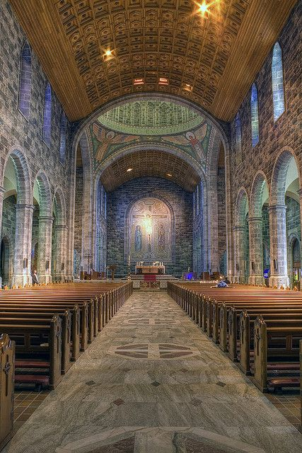Galway Cathedral, Ireland!