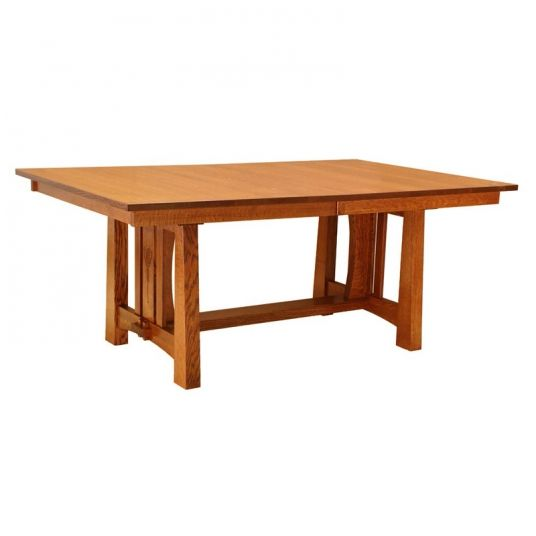 Tree Crowns Craftsman Dining Table For The Home Pinterest