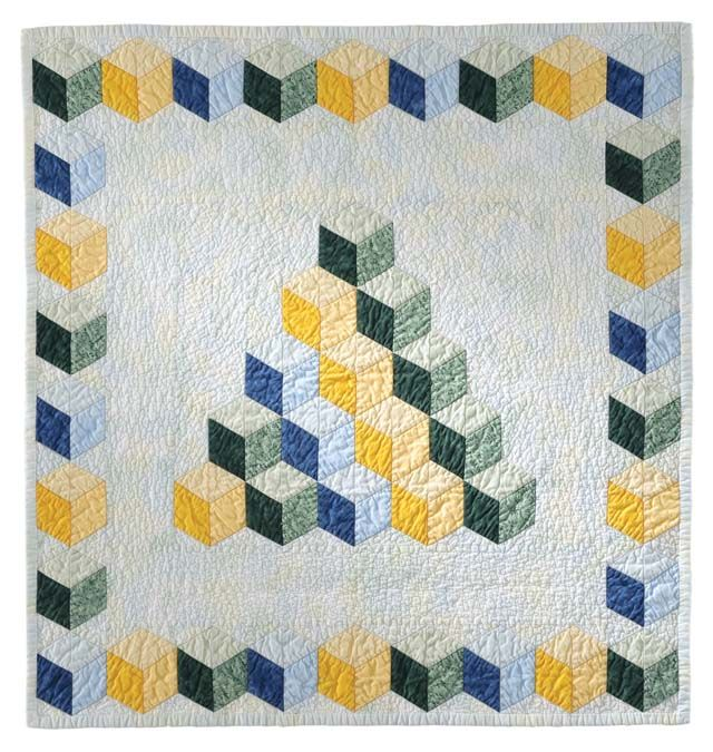 Quilt Block Patterns In Alphabetical Order : 40 best images about Quilts TUMBLING BLOCK on Pinterest Antique quilts, Baby blocks and Quilt