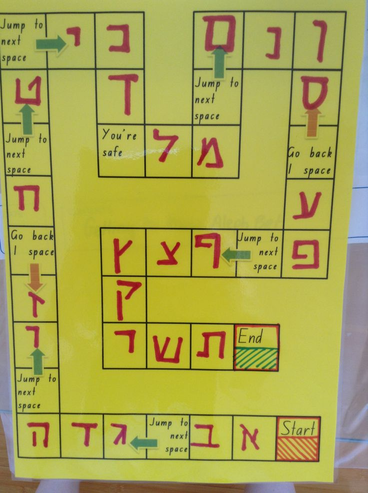 Board Games In Hebrew : Images about hebrew reading review games on