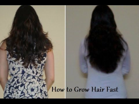 HOW TO MAKE YOUR HAIR GROW FASTER THAN EVER – 1 INCH IN A WEEK – Healthy Group