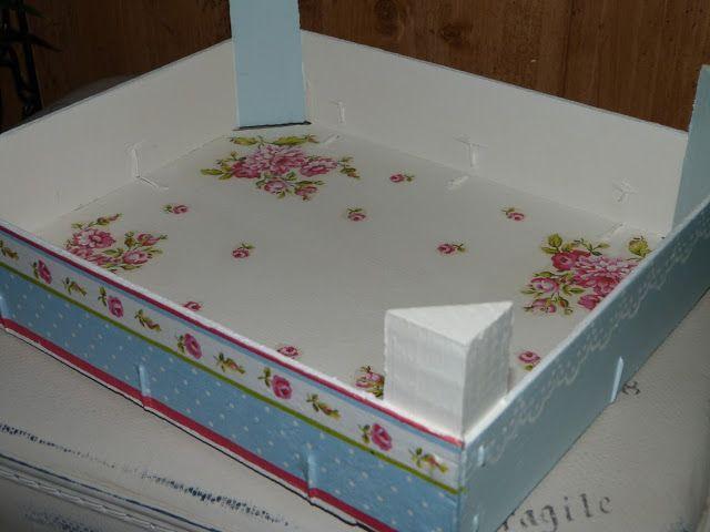 Mejores 75 im genes de cajas de fruta en pinterest cajas - Cajas de fresas decoradas paso a paso ...
