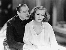 Greta Garbo in Grand Hotel (1932) with John Barrymore