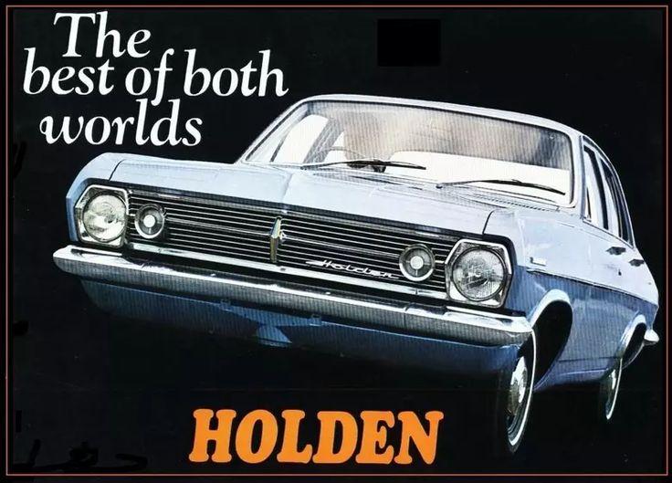 HR Holden Special Sedan