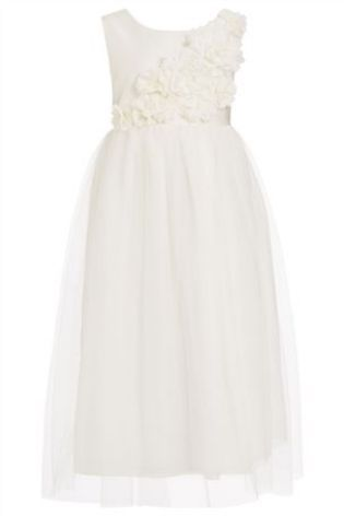 Buy Flower Corsage Dress (3-12yrs) from the Next UK online shop