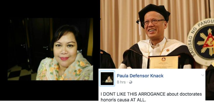 """Sister+of+former+Senator+Miriam+Defensor-Santiago:+""""Some+of+us+from+U.P+act+like+WE+OWN+people's+taxes"""""""