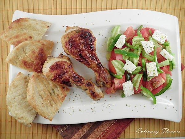 Savory Chicken Drummettes Recipes — Dishmaps