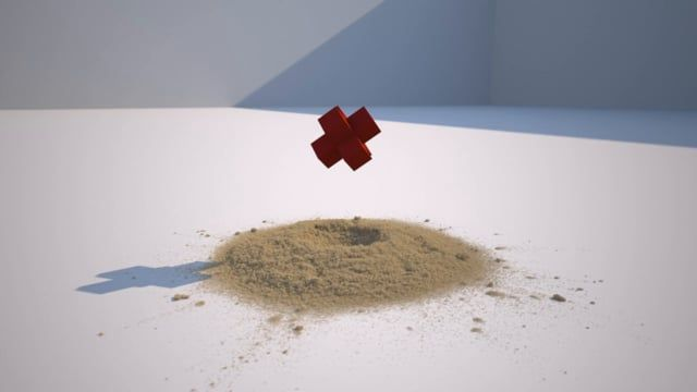 Sand Pile Google Search Motion Design Sand Design