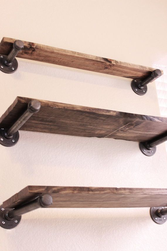 Industrial Shelving, From Serendipity Scout