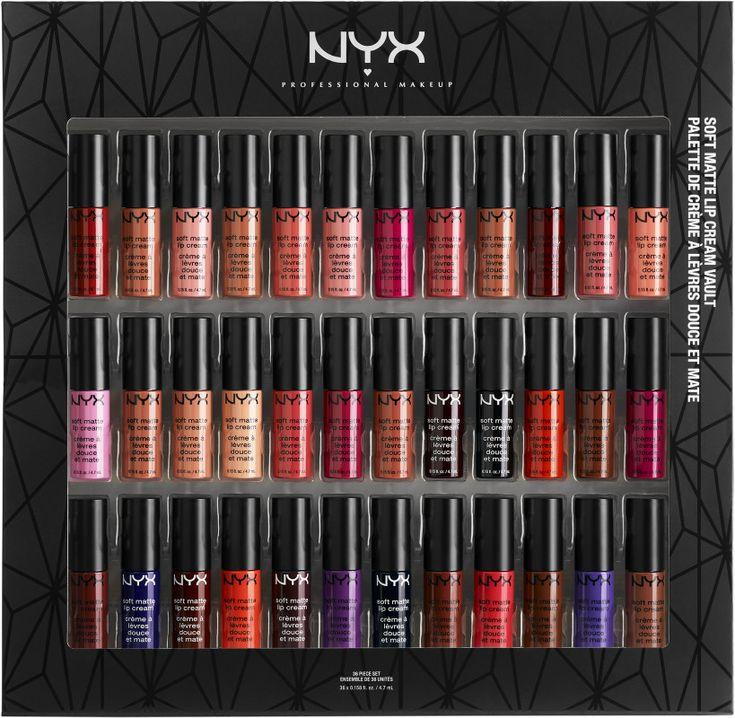 Nyx Cosmetics Soft Matte Lip Cream Vault Set | Ulta Beauty