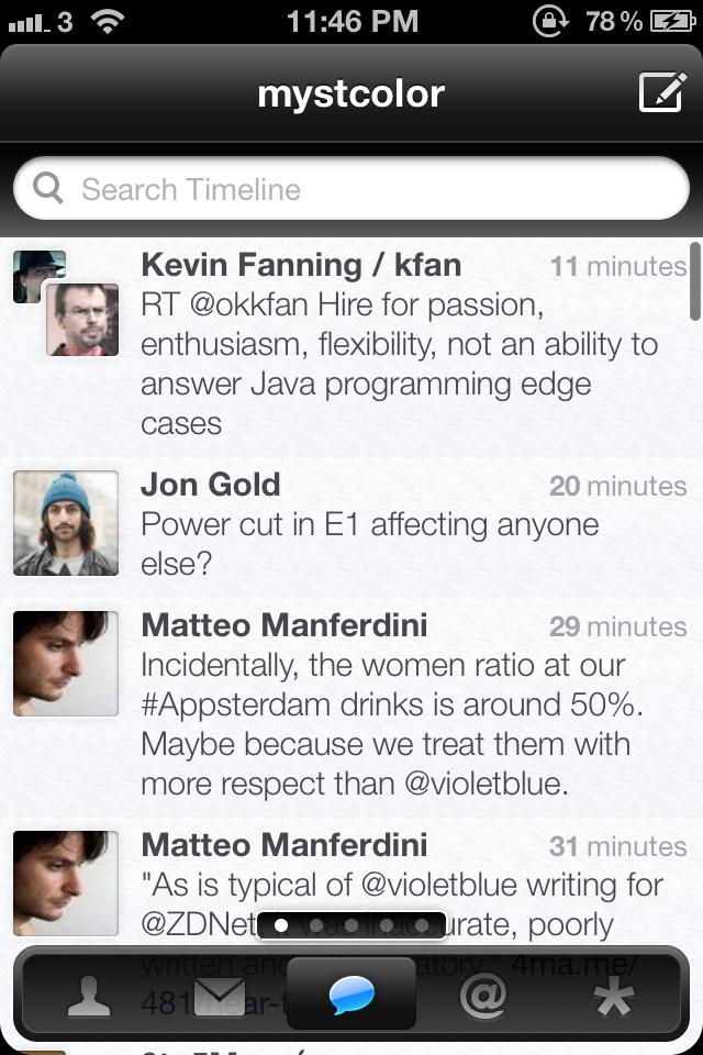 Twittelator Neue 1.0