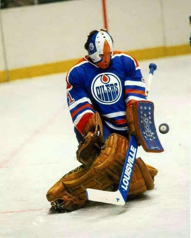 Grant Fuhr | Edmonton Oilers | NHL | Hockey