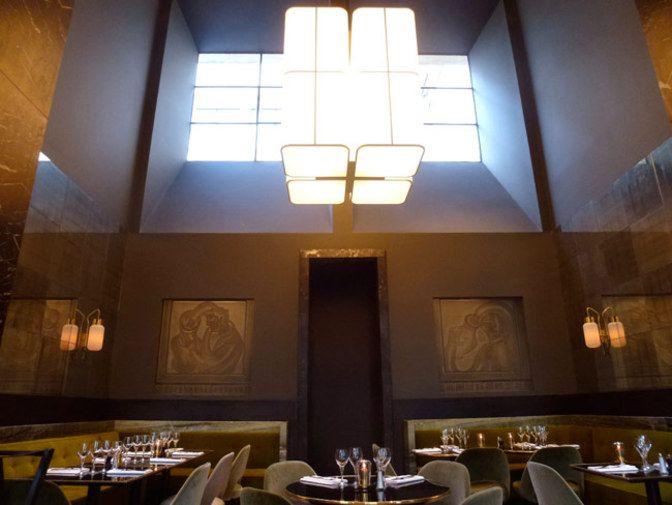 Restaurant Monsieur Bleu, 20, avenue de New York Paris 75016. Envie : Néobrasserie. Les plus : Ouvert le dimanche, Ouvert le lundi, Antidépresseur,...
