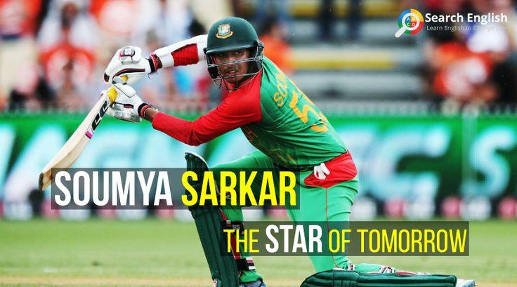 Soumya Sarkar: The Star of Tomorrow