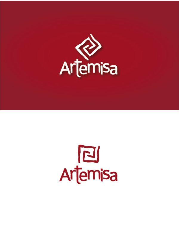 Imagen de marca Artemisa by Kiubo! Comunicación Creativa, via Behance