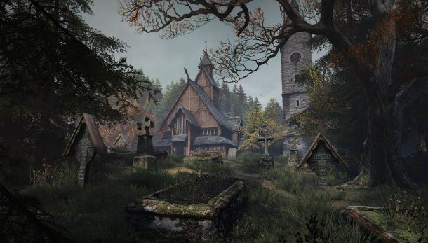 Find out why The Vanishing Of Ethan Carter is so ridiculously good-looking - PC Gamer