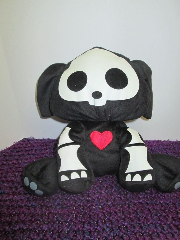 Skelanimals Dax Dog Glow In The Dark Plush Toy 10 Quot