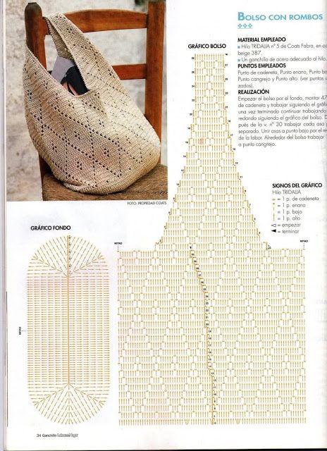 Bags Crochet Patterns