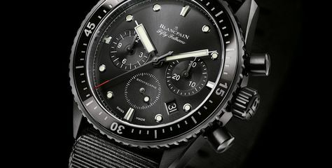 5 of the Best All Black Watches for Men in 2017