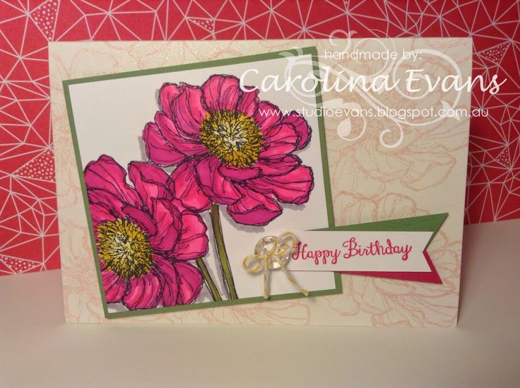 Birthday Cards Melbourne ~ 287 best su bloom with hope images on pinterest cards handmade
