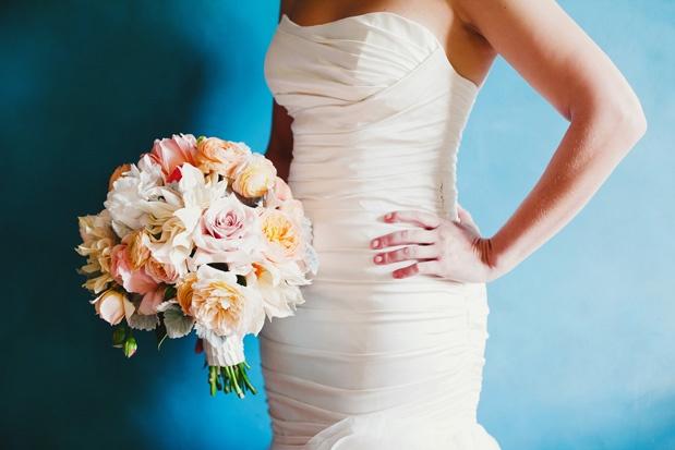 soft, gorgeous bouquet