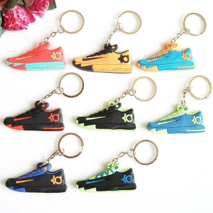 Like and Share if you want this Durant KD 6 Sneaker Keychain Tag a friend who would love this! FREE Shipping Worldwide Buy one here---> http://sneakerheadnation.com/kd-6-key-chain/