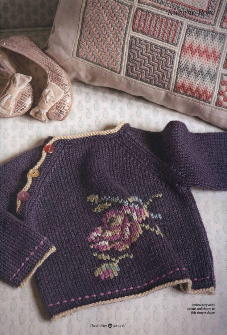 The Knitter №64 2013 - 轻描淡写的日志 - 网易博客